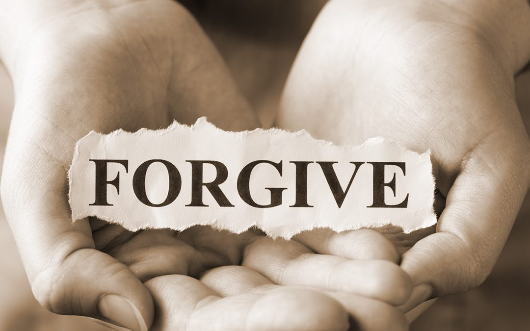 Forgive. Should you?